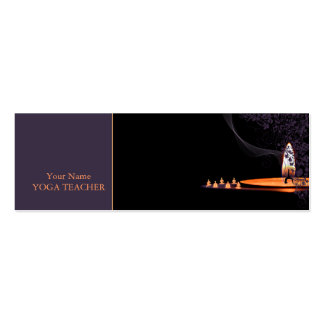 ENLIGHTENING - Calling Card Mini Business Card