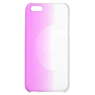 Enlightening pink texture iPhone 5C case