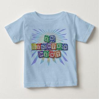 Enlightenment Blocks Baby T-Shirt