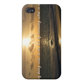 Enlightenment iPhone 4 Cover
