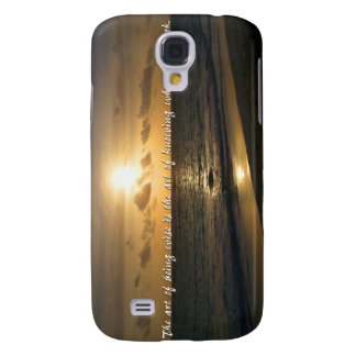 Enlightenment Samsung Galaxy S4 Cover