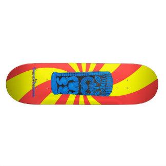 Enlightenment Tiki Skate Deck Skate Deck