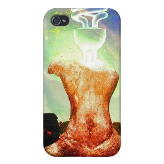 Enlightment iPhone 4 Case