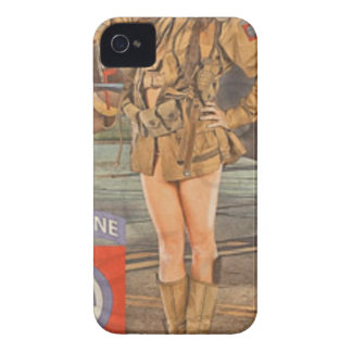 Enlist In The 82nd Airborne Case-Mate iPhone 4 Case