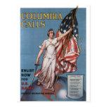 """Enlist Now for U.S. Army"" circa 1916 Postcard"