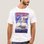 Enlist now!  U.S. Coast Guard - WPA T-Shirt