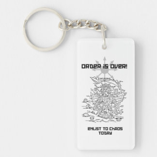 Enlist to Chaos Keychain