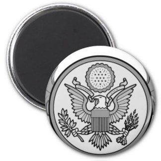 ENLISTED AIRCREW WINGS 2 INCH ROUND MAGNET
