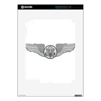 ENLISTED AIRCREW WINGS DECAL FOR iPad 2