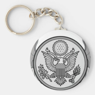ENLISTED AIRCREW WINGS KEYCHAIN