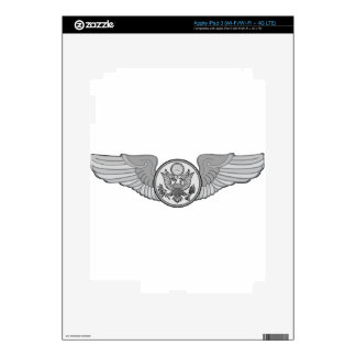 ENLISTED AIRCREW WINGS SKIN FOR iPad 3