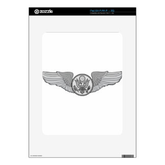 ENLISTED AIRCREW WINGS SKINS FOR iPad