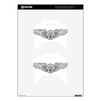 ENLISTED AIRCREW WINGS XBOX 360 CONTROLLER SKIN