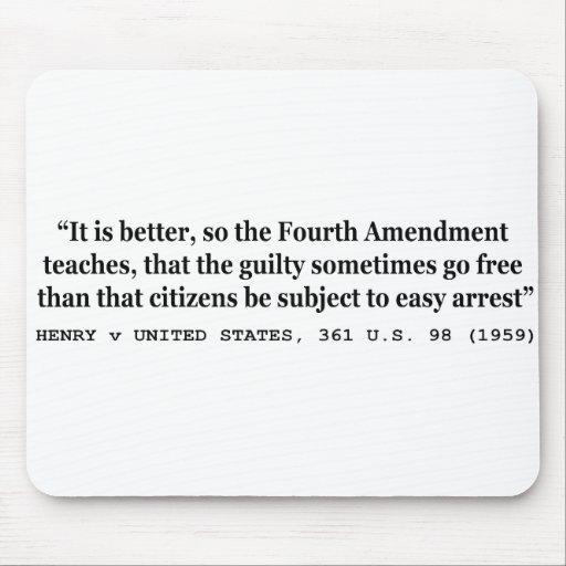 Enmienda 1959 de ESTADOS UNIDOS 361 los E.E.U.U. 9 Alfombrilla De Raton