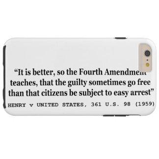 Enmienda 1959 de ESTADOS UNIDOS 361 los E.E.U.U. Funda Resistente iPhone 6 Plus