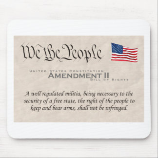 Enmienda II Tapetes De Raton