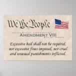 Enmienda VIII Poster