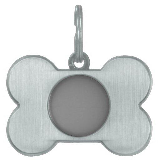 ennegrezca 8 x 11 50 producto del personalizado de placa mascota