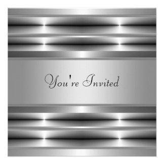 Ennegrezca a todo el fiesta de la ocasión invitacion personal