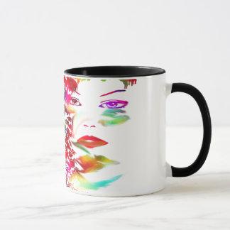 Ennegrezca el arte Taza-colorido de la Taza