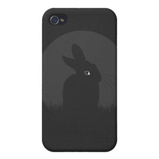 ENNEGRÉZCASE HACIA FUERA iPhone 4 CARCASA