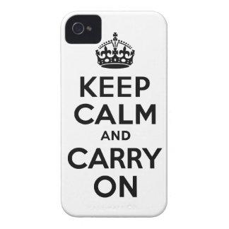 Ennegrézcase mantienen tranquilo y continúan la iPhone 4 protectores