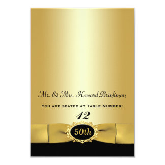 Ennegrézcase, tarjeta plegable del lugar del comunicados personalizados