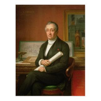 Ennio Quirino Visconti  1854 Postcard