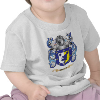Ennis Coat of Arms Shirts