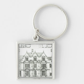 Ennismore Gardens, South Kensington Keychain