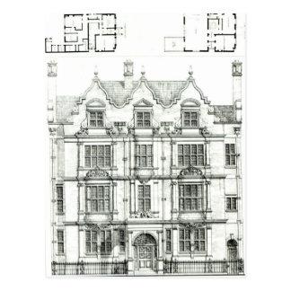 Ennismore Gardens, South Kensington Postcard