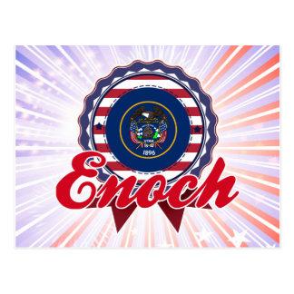 Enoch UT Postcards