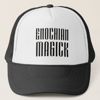 Enochian Magick Trucker Hat