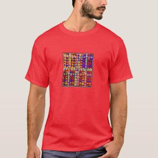 Enochian Watchtower of Fire T-Shirt