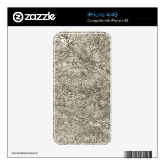 Enoja iPhone 4 Skin