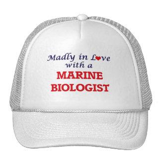 Enojado en amor con un biólogo marino gorra