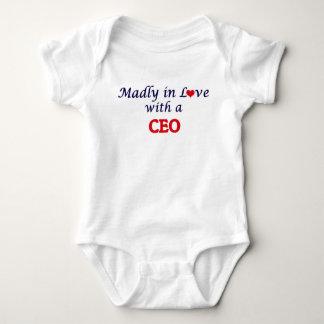 Enojado en amor con un CEO Body Para Bebé