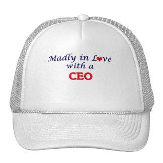 Enojado en amor con un CEO Gorra