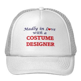 Enojado en amor con un diseñador de vestuario gorras de camionero