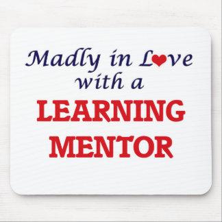 Enojado en amor con un mentor de aprendizaje tapetes de ratón