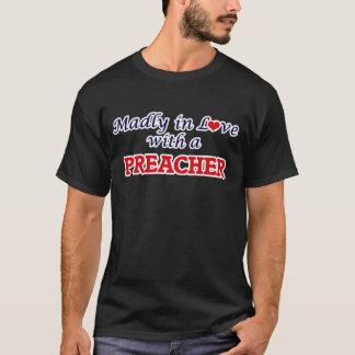 Enojado en amor con un predicador playera