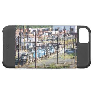 Enola Norfolk Southern Railroad Yard Harrisburg PA iPhone 5C Case