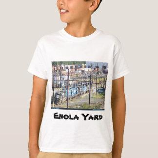 Enola Norfolk Southern Railroad Yard Harrisburg PA T-Shirt