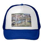 Enola Norfolk Southern Railroad Yard Harrisburg PA Trucker Hat
