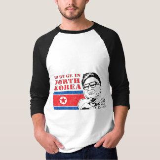 enorme solamente en Corea del Norte - Kim Jong-il Polera