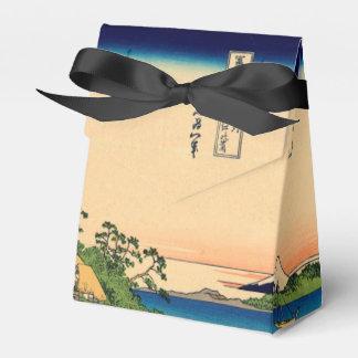 Enoshima en la provincia de Sagami Caja Para Regalos De Fiestas
