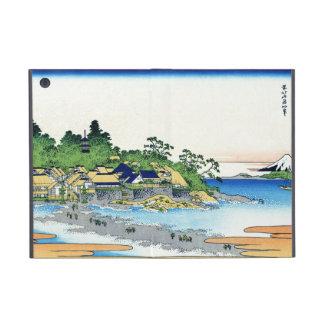 Enoshima en la provincia de Sagami Katsushika Hoku iPad Mini Cárcasa