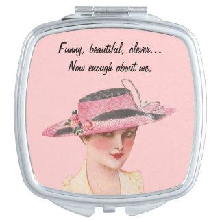 Enough About Me Makeup Mirror