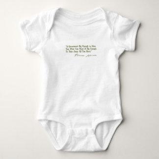 Enough Baby Bodysuit