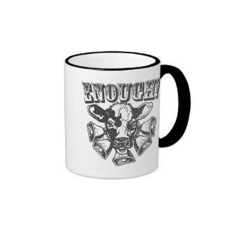 Enough Cowbell Big Dot Coffee Mug